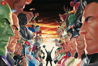 Artist Alex Ross portrait