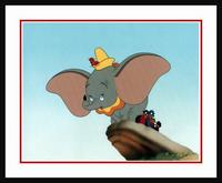 Artist Dumbo Animation Art portrait