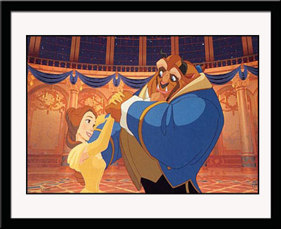 Walt Disney   Beauty and The Beast   Ballroom DancingDisney Beauty And The Beast Ballroom