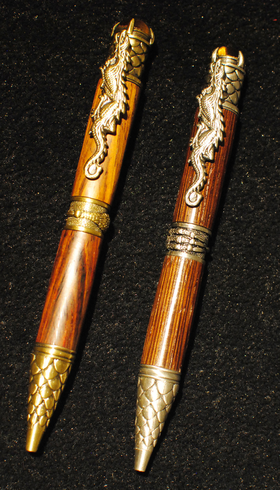 Allywood Creations Dragon Pen, Wood