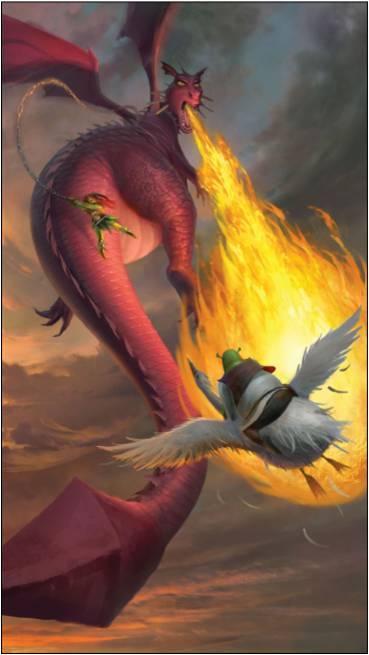 There be dragons here – bittenbythefantasybug