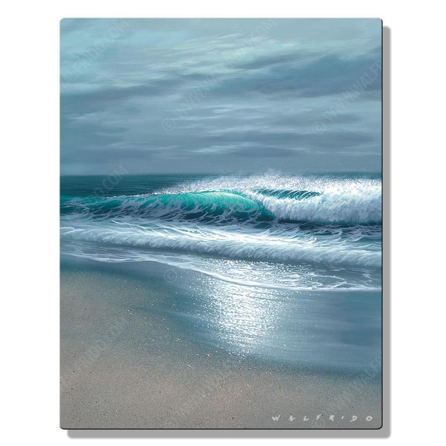 Walfrido Garcia Coastal Greys (OE) Canvas