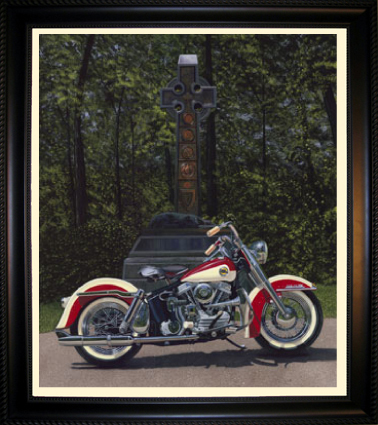 Scott Jacobs Scott Jacobs Limited Edition Giclee on Canvas Gentle When Stroked...