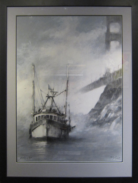 Artist John Kelly Fascination St Fine Art Amp Framing