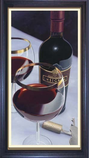 Scott Jacobs Scott Jacobs Limited Edition Giclee on Canvas Simply Insignia