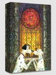 One Hundred and One Dalmatians Art Walt Disney Animation Artwork 101 Roses