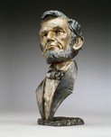 Mark Hopkins Sculpture Abraham Lincoln (Small)