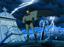 Batman Art Warner Brothers