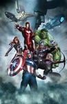 Avengers Superhero Artwork Avengers