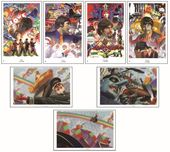 Alex Ross Superhero Artwork Yellow Submarine Portfolio