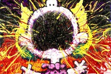 Tom Everhart Artist Big, Loud, Screaming Blonde