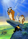 Lion King Art Walt Disney Animation Artwork The Circus of Life