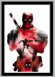 Avengers Superhero Artwork Deadpool (M)