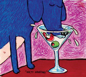 Martini Art Michael Godard