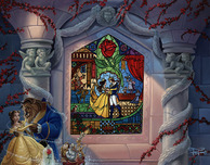 Beauty And The Beast Art Edson Campos