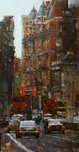 Mark Lague Street Scenes High Kensington Street