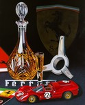 Scott Jacobs Still Life Artwork Lost In Luxury