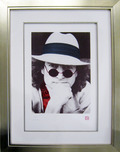 30% Off Select Items Sale Items Nishi Photo Portrait - Red (SN, Framed)
