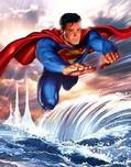 Superman Art Superhero Artwork Power Beyond Compare