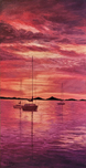 Phillip Anthony Art Landscape Sailor's Delight - Original (Framed)