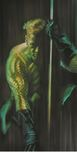Alex Ross Superhero Artwork Shadows: Aquaman