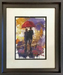 Michael Flohr Artist Shelter of love (Framed)