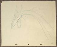 Sleeping Beauty Art Walt Disney Animation Artwork Sleeping Beauty Dragon Original Production Drawing