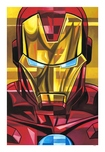 Avengers Superhero Artwork Iron Man