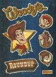 Toy Story Walt Disney Animation Artwork Woody's Roundup (Premier)