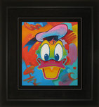Donald Duck Art Manuel Hernandez