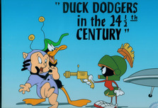 Duck Dodgers Art Warner Brothers