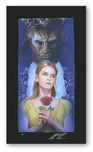 Alex Ross Superhero Artwork La Belle Et La Bete