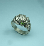 Todd Warner Whimsical Art Ring - It's The Journey
