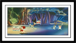 Bugs Bunny Art Chuck Jones