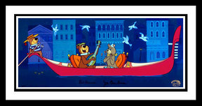 Yogi The Bear Art Hanna-Barbera Artwork Hey There, It's Yogi Bear