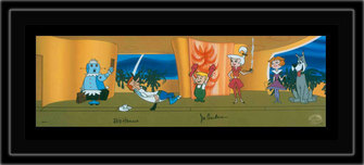 The Jetsons Art Hanna-Barbera Artwork A New Leash On Life
