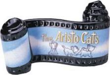 Aristocats Film Art WDCC Figurines