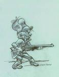 Elmer Fudd Art Chuck Jones