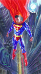 Superman Art Superhero Artwork Superman: Man of Tomorrow (Oversized International Edition)