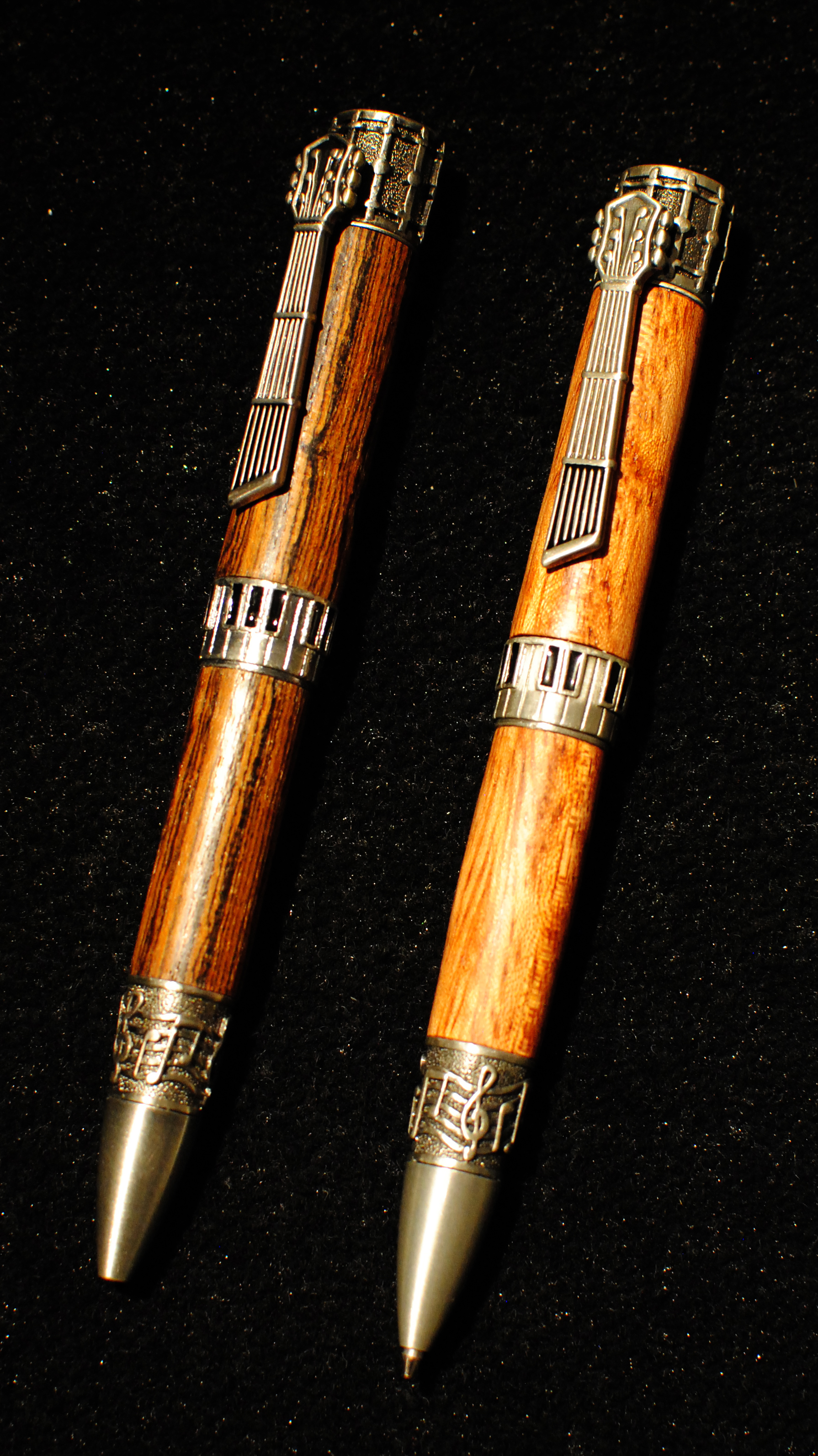Allywood Creations Music Pen - Wood