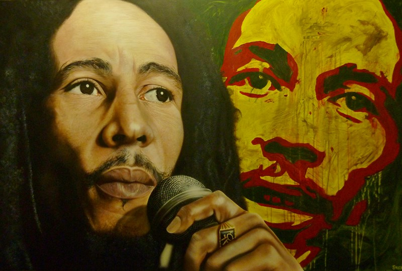Stickman These Songs of Freedom - Bob Marley (SN)
