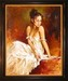 Artist Andrew Limited Edition Giclee on Canvas Valeria