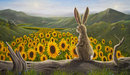 Robert Bissell Limited Edition Giclee on Canvas The Arising (Small Works)
