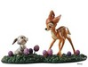 Bambi Film Art Classics Collection Bambi and Thumper - Just Eat the Blossoms. That's the Good Stuff!