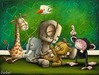 Fabio Napoleoni Limited Edition Giclee on Paper Best Friends Forever (Itty Bitty Print)