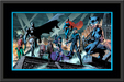 Batman Art Limited Edition Giclee on Paper Heroes