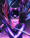 Batman Art Limited Edition Serigraph on Canvas Mythology: Catwoman