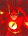 Batman Art Limited Edition Giclee on Canvas Mythology: The Flash (canvas)