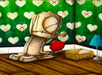 Fabio Napoleoni Limited Edition Giclee on Canvas Gonna Live To Love Another Day (SN)