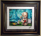 Fabio Napoleoni Limited Edition Giclee on Paper I Just Wanna Baby You Framed (SN) Paper